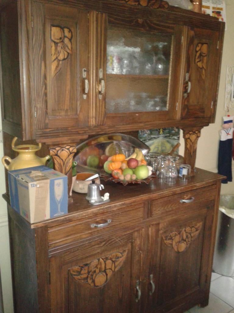 Buffet/Vaisselier de cuisine