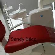 Fauteuil Médical, cabinet dentaire.