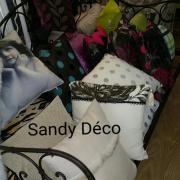 De nombreuses houssses de tissus différents en vente en boutique !