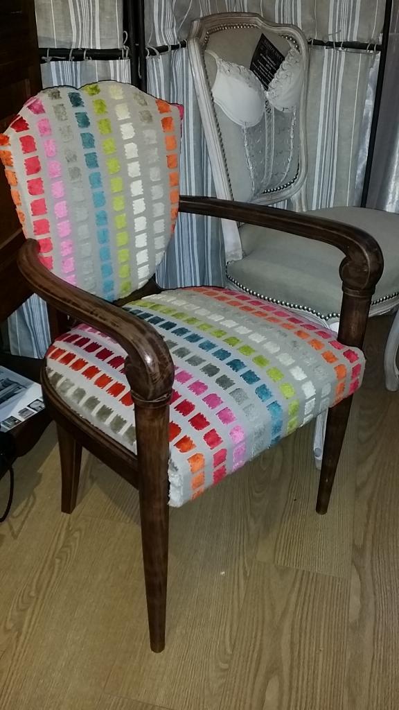 fauteuil bridge relooke contemporain accueil design et mobilier. Black Bedroom Furniture Sets. Home Design Ideas
