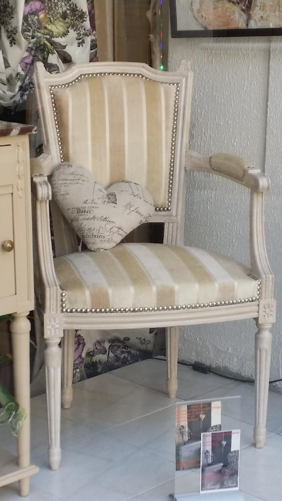 Chaise Louis XVI SANDY DECO