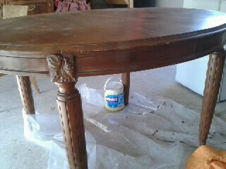 Table de Salon Avant