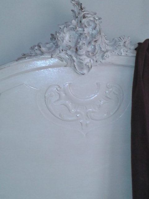 Lit Style Louis XV Relooké