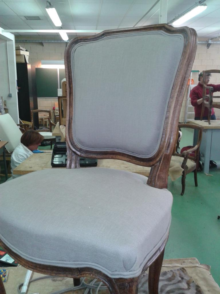 Chaise de style L.XV
