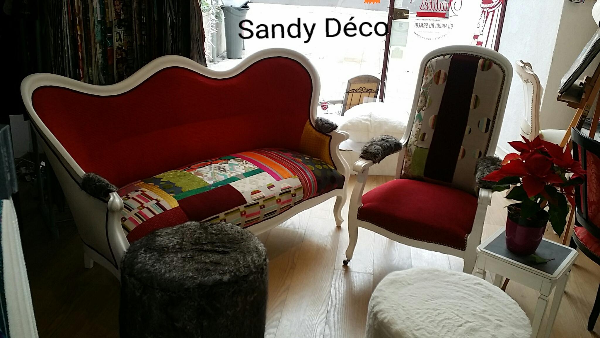 SANDY DECO