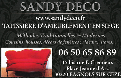 Bat sandy deco