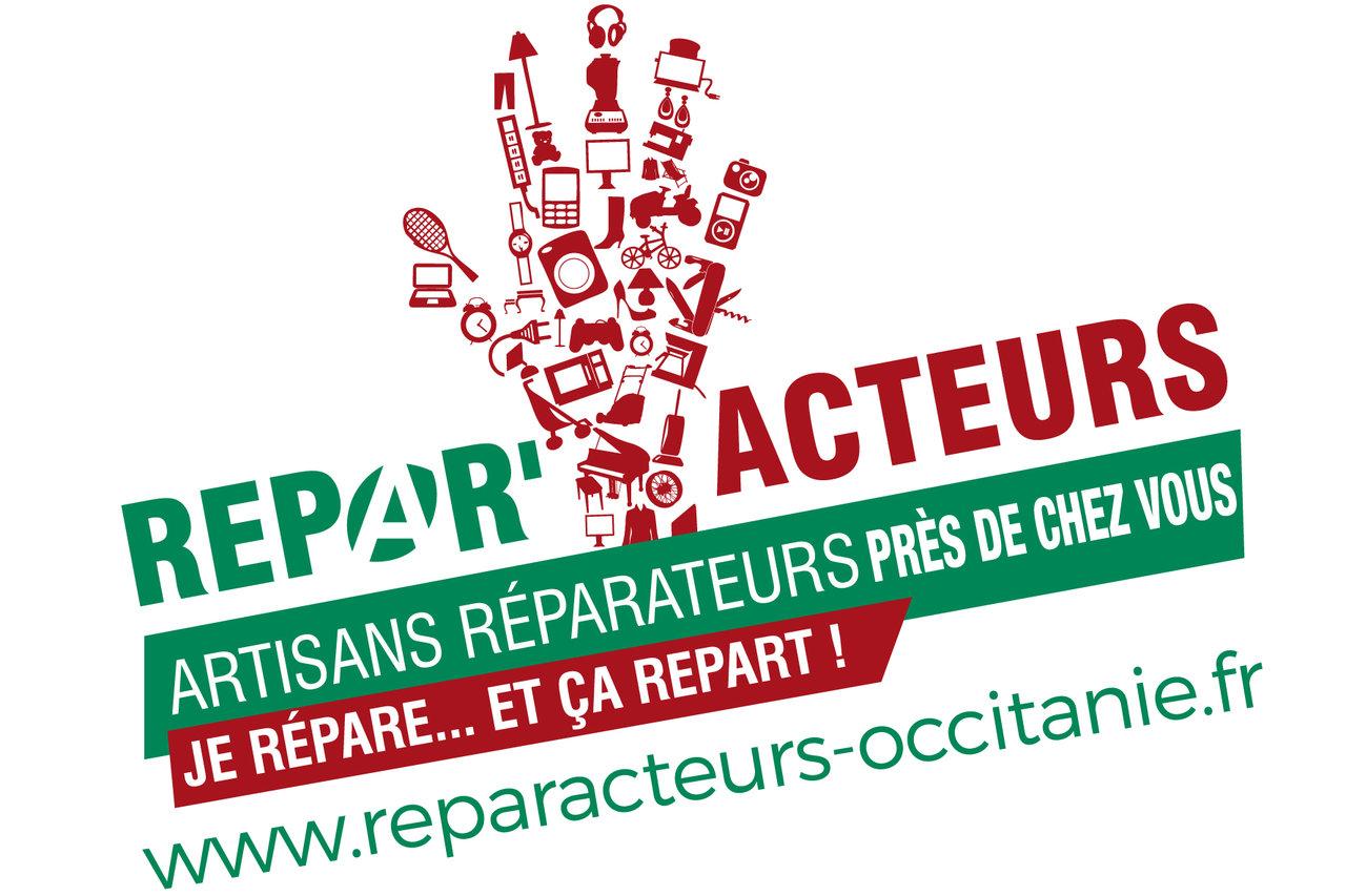 Logo reparacteurs