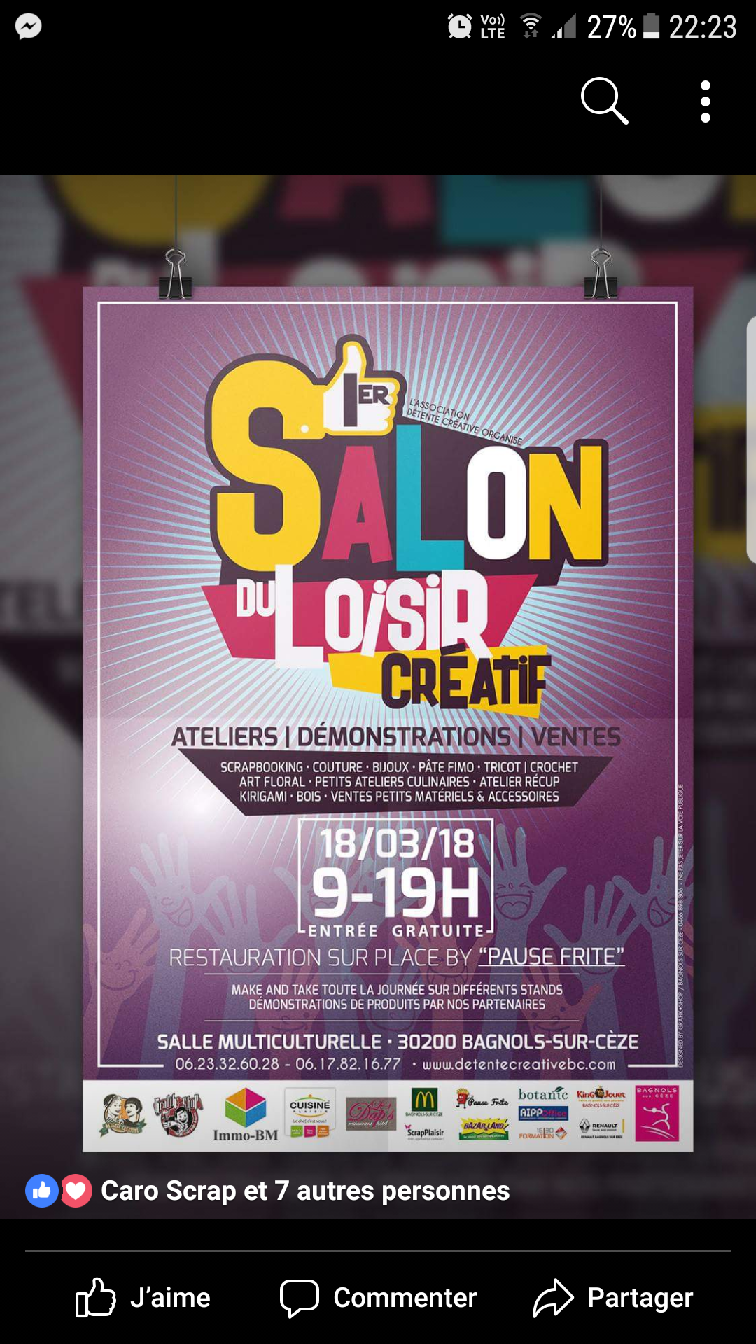 SALON CREATIF