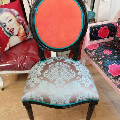 Chaise relookee