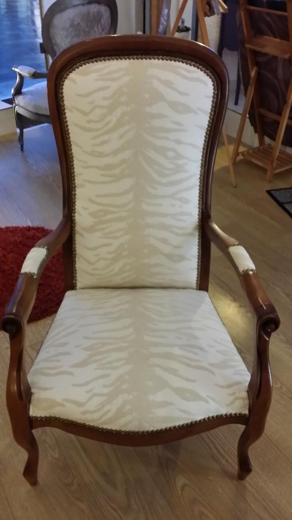 Fauteuil Style voltaire ZOO CASAL